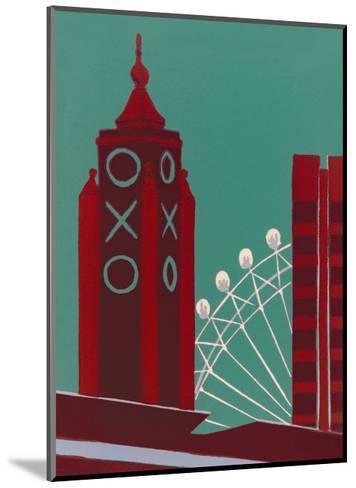 Oxo-Jennie Ing-Mounted Giclee Print
