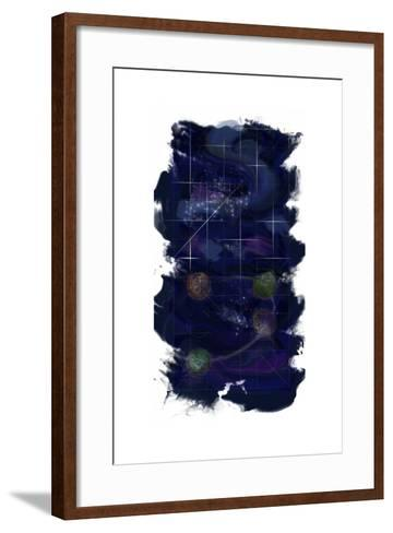 Genesis Day 4: Stars, 2014-Francois Domain-Framed Art Print