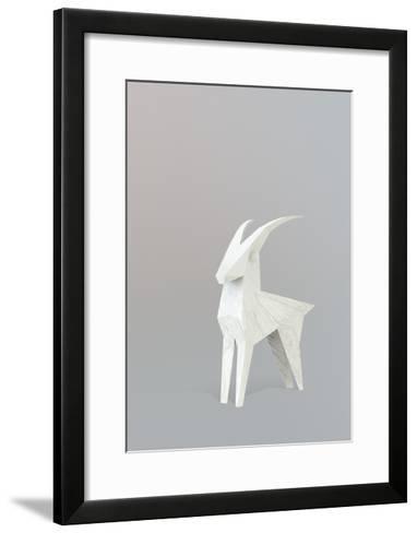 Lucky Mourning, 2014--Framed Art Print