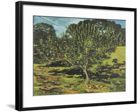 The Apple Tree, 1990-Margaret Hartnett-Framed Art Print
