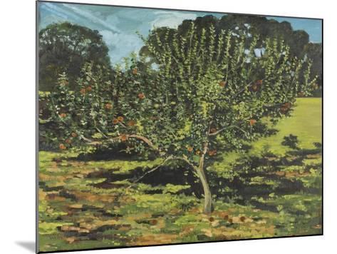 The Apple Tree, 1990-Margaret Hartnett-Mounted Giclee Print