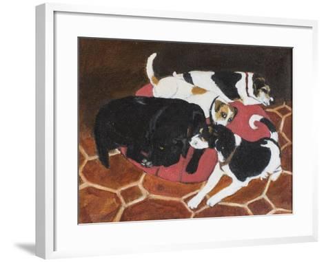 No More Room, 2005-Margaret Hartnett-Framed Art Print