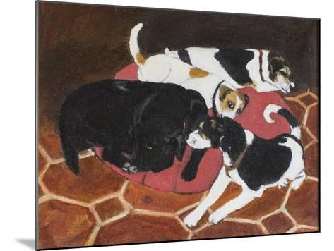 No More Room, 2005-Margaret Hartnett-Mounted Giclee Print