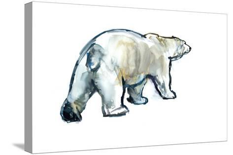 Glacier Mint (Polar Bear), 2013-Mark Adlington-Stretched Canvas Print