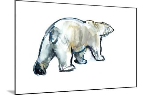 Glacier Mint (Polar Bear), 2013-Mark Adlington-Mounted Giclee Print