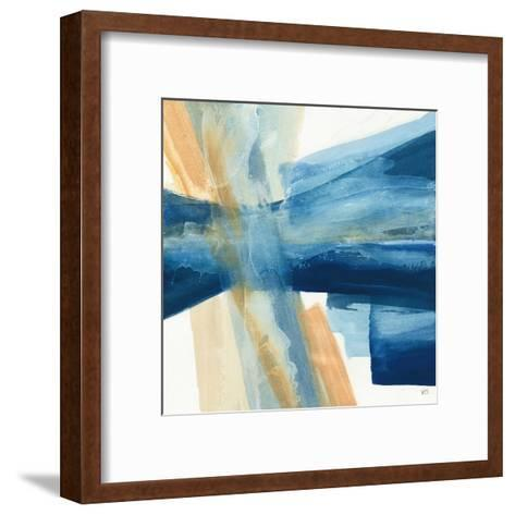 Indigo II-Chris Paschke-Framed Art Print