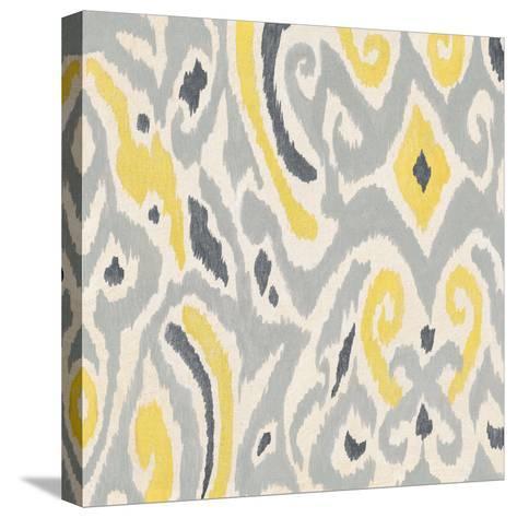 Exotic Textile 1-Tom Grijalva-Stretched Canvas Print