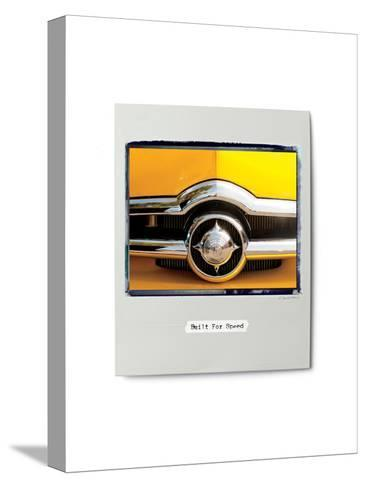 Vintage Moments 3-David Innes-Stretched Canvas Print