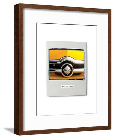 Vintage Moments 3-David Innes-Framed Art Print