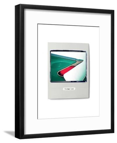 Vintage Moments 4-David Innes-Framed Art Print