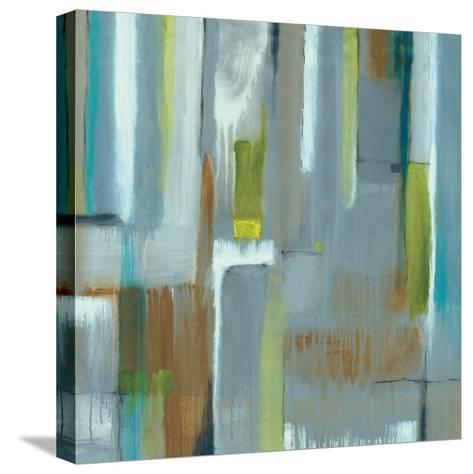 Crossroads 2-Dennis Dascher-Stretched Canvas Print