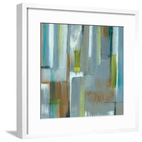 Crossroads 2-Dennis Dascher-Framed Art Print