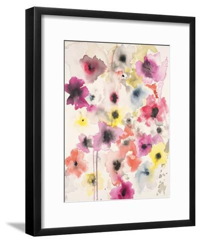 Candy Wrapped Blooms-Karin Johannesson-Framed Art Print