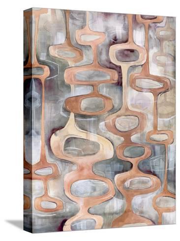 Midcentury Jive-Edith Lentz-Stretched Canvas Print