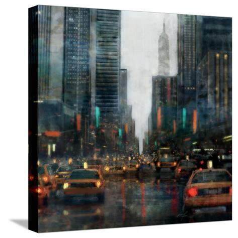 New York after Hours-Ken Roko-Stretched Canvas Print
