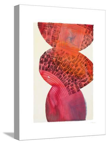 Complex Thought 1-Paulo Romero-Stretched Canvas Print