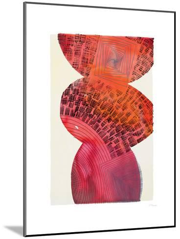 Complex Thought 1-Paulo Romero-Mounted Premium Giclee Print