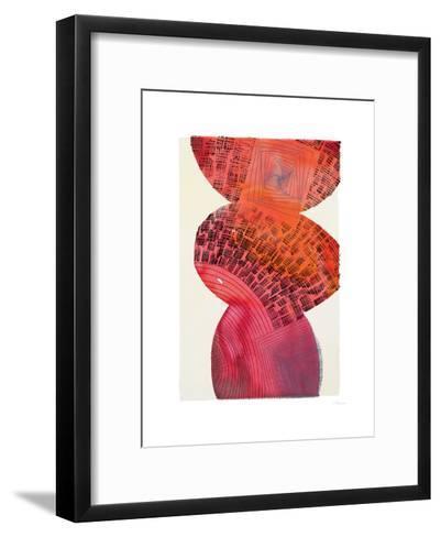 Complex Thought 1-Paulo Romero-Framed Art Print