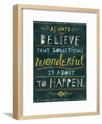 Awesome Words 2-Richard Faust-Framed Art Print