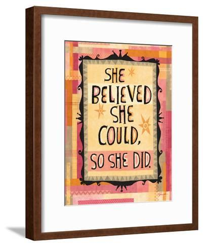 Awesome Words 7-Richard Faust-Framed Art Print