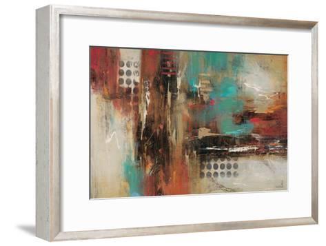 World Knowledge-Gabriella Villarreal-Framed Art Print