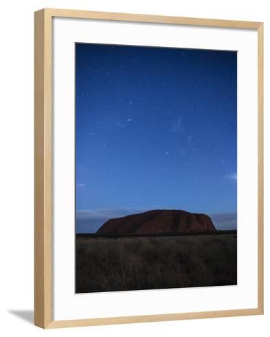 Uluru Kata Tjuta National Park, Northern Territory, Australia-Matteo Colombo-Framed Art Print