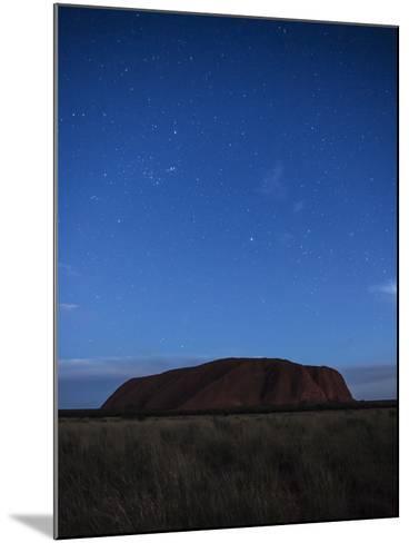 Uluru Kata Tjuta National Park, Northern Territory, Australia-Matteo Colombo-Mounted Photographic Print