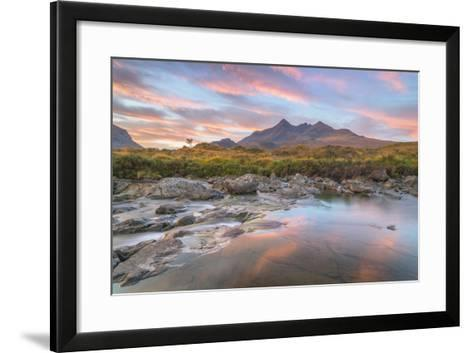 United Kingdom, Uk, Scotland, Inner Hebrides, Isle of Skye, Sligachan-Fortunato Gatto-Framed Art Print