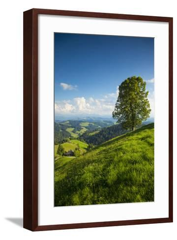 Emmental Valley, Berner Oberland, Switzerland-Jon Arnold-Framed Art Print