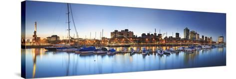 Argentina, Buenos Aires, Puerto Madero-Michele Falzone-Stretched Canvas Print