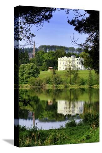 Hope Castle or Castle Blaney in County Monaghan, Ireland-Chris Hill-Stretched Canvas Print