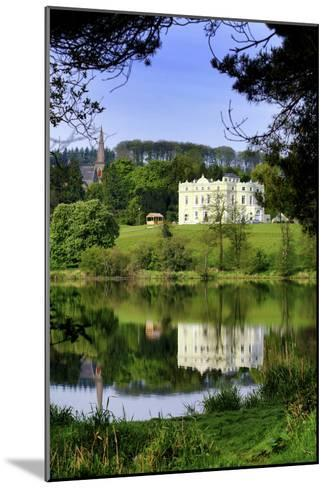Hope Castle or Castle Blaney in County Monaghan, Ireland-Chris Hill-Mounted Photographic Print