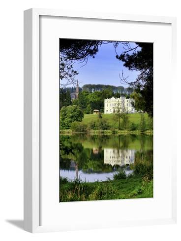 Hope Castle or Castle Blaney in County Monaghan, Ireland-Chris Hill-Framed Art Print