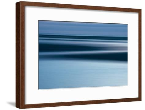Rock Harbor, Orleans, Cape Cod at Dusk-Michael Melford-Framed Art Print