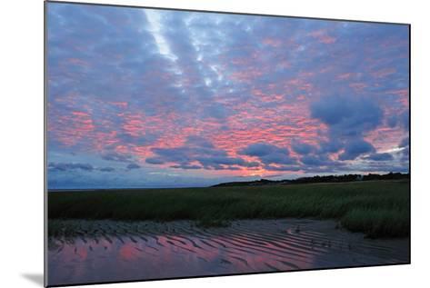 Sunrise at the Payne's Creek Intertidal Zone-Darlyne A^ Murawski-Mounted Photographic Print