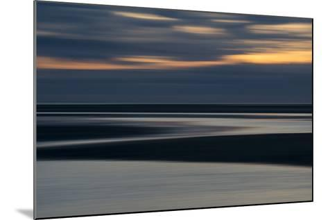 Rock Harbor, Orleans, Cape Cod at Sunset-Michael Melford-Mounted Photographic Print