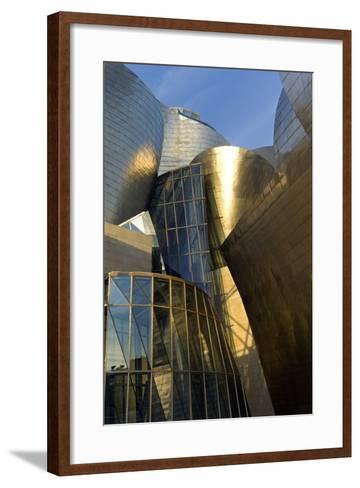 The Guggenheim Museum in Bilbao-Tino Soriano-Framed Art Print