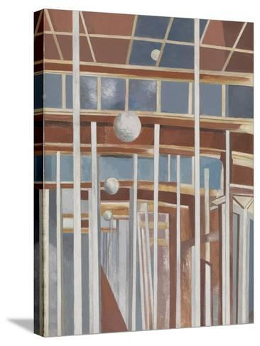 Voyages of the Moon-Paul Nash-Stretched Canvas Print
