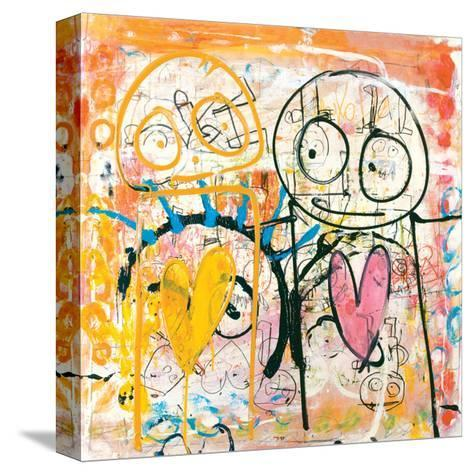 I Really Love You-Poul Pava-Stretched Canvas Print