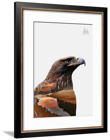 Eagle-PhotoINC-Framed Art Print