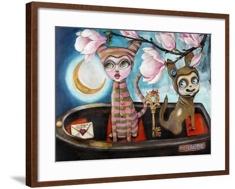 Love Boat-Coco Electra-Framed Art Print