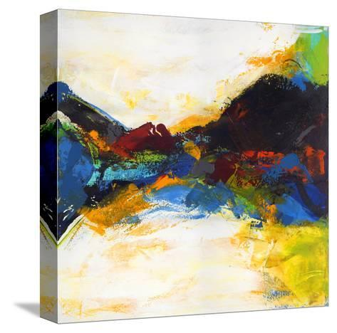 Mountains--Stretched Canvas Print