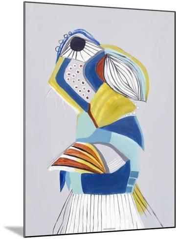 Parrot I-Hasse Jacobsen-Mounted Art Print