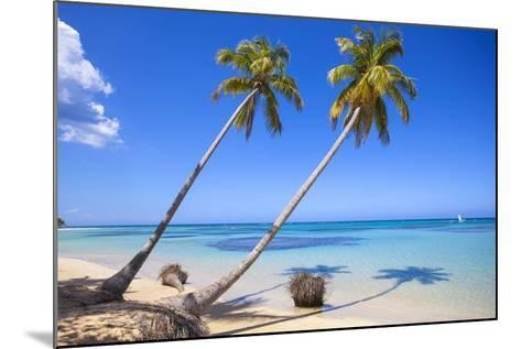 El Portillo Beach, Las Terrenas, Samana Peninsula, Dominican Republic, West Indies, Caribbean-Jane Sweeney-Mounted Photographic Print