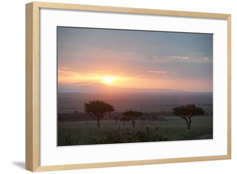 Masai Mara, Kenya, East Africa, Africa-Sergio Pitamitz-Framed Art Print