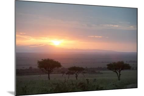 Masai Mara, Kenya, East Africa, Africa-Sergio Pitamitz-Mounted Photographic Print