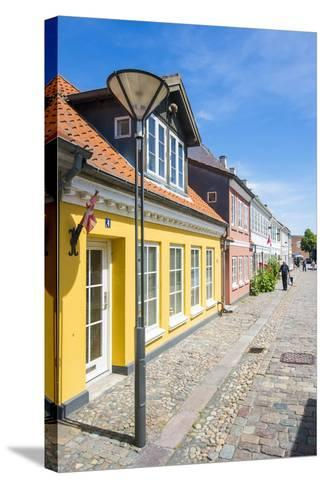 Old Precinct of Odense, Funen, Denmark, Scandinavia, Europe-Michael Runkel-Stretched Canvas Print