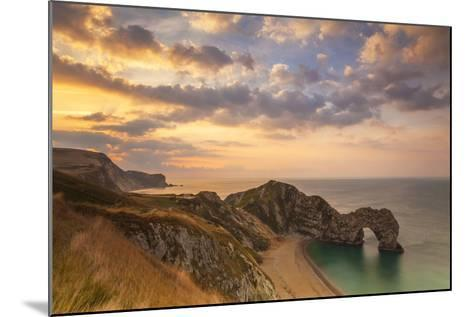 Durdle Door, Lulworth Cove, Jurassic Coastdorset, England-Billy Stock-Mounted Photographic Print