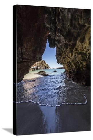 Sea Cave at Bigge Island, Kimberley, Western Australia, Australia, Pacific-Michael Nolan-Stretched Canvas Print