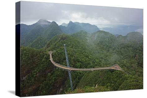 Skywalk, Gunung Machincang, Pulau Langkawi (Langkawi Island), Malaysia, Southeast Asia, Asia-Jochen Schlenker-Stretched Canvas Print